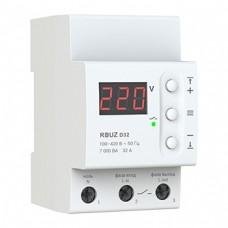 Реле напряжения RBUZ D32