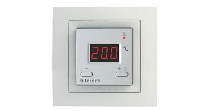 Терморегулятор Terneo ST электронный  бел\крем в рамку Schneider